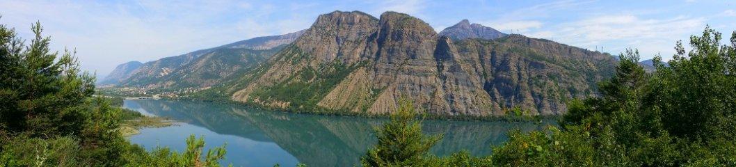 Lac de Serre Pochon - Frankreich