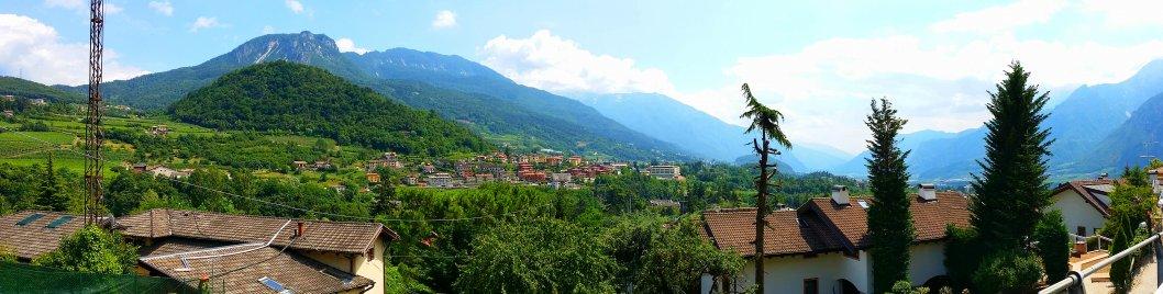 Unterwegs im Trentino