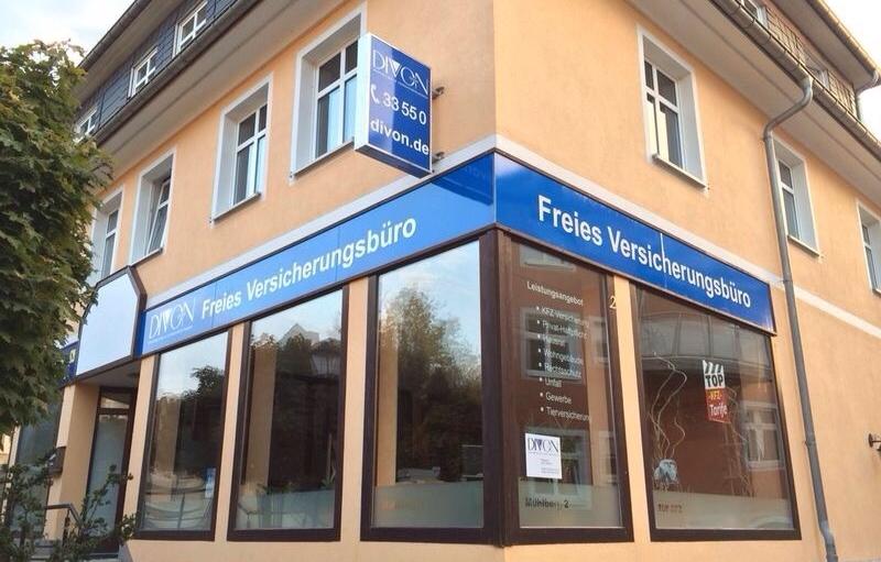 DIVON GmbH - Büro Zwönitz