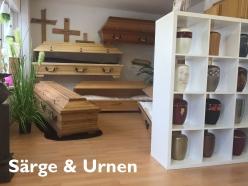 Bild und Link zu End & Blank Bestattungsinstitut mit Särgen und Urnen
