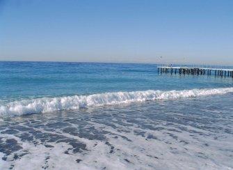 Bild vom Meer