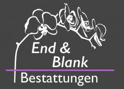 Logo von End & Blank Bestattungen