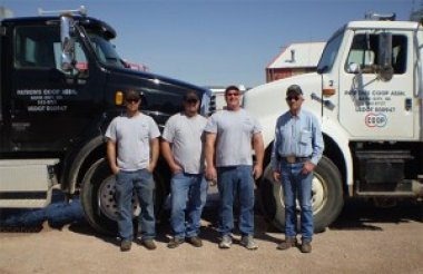 Patrons Coop team