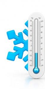 cooling temp