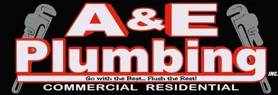 A & E Logo