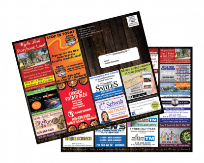 Coupon Mailer Hometown Deals