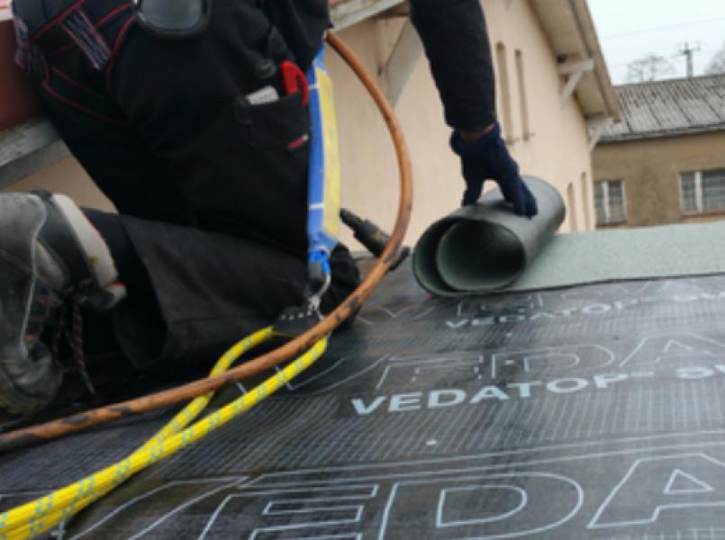 Fabulous Flachdach- und Bauwerksabdichtung - Dachdecker CT09