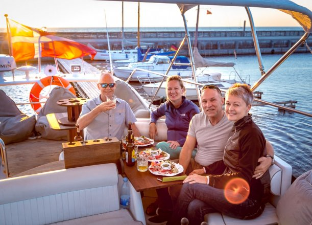 Baltic Yacht Bornholm, Private Charter,  boatstour