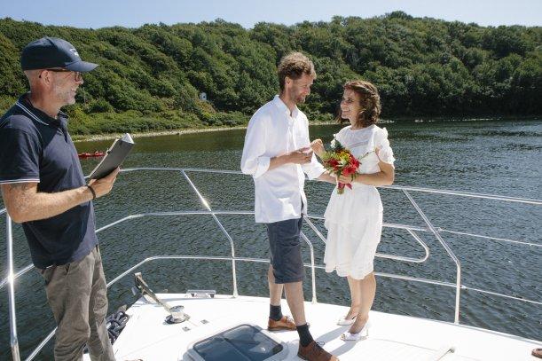 Baltic Yacht Bornholm, Private Charter,  bryllup