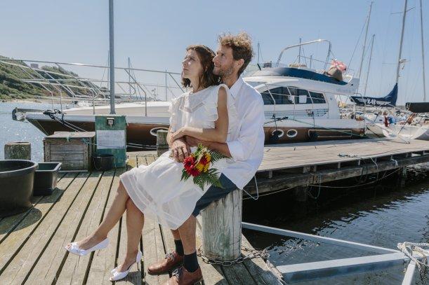 Baltic Yacht Bornholm, Private Charter,  weddingtour
