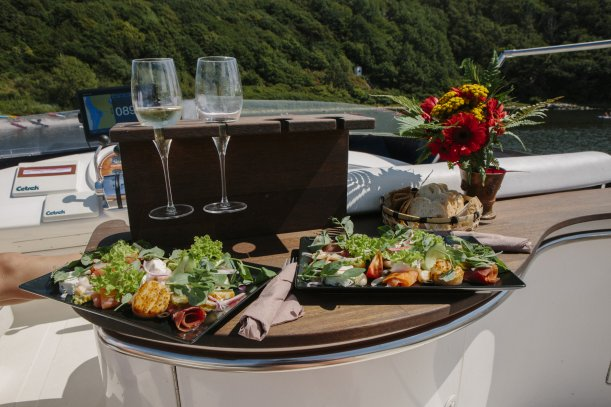 Baltic Yacht Bornholm, Private Charter,  mad