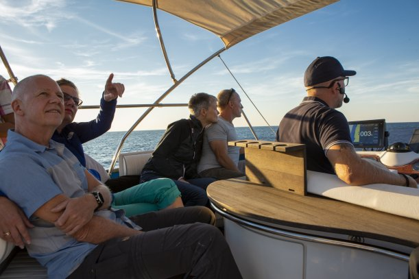 Baltic Yacht Bornholm, Privat charter,  Ture