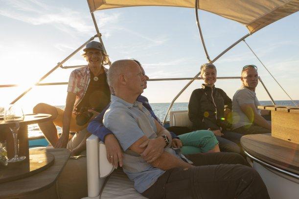 Baltic Yacht Bornholm, Geschäftliche Charter,  Küstentouren