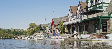 Boat House Row Philadelphia