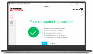 F-Secure Protection Service for Business - Computer Protection Premium