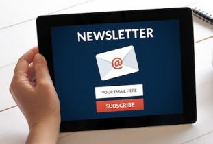 xinfra Newsletter Anmeldung