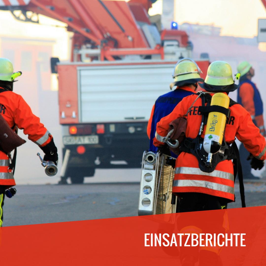 Einsatzberichte-Freiwillige-Feuerwehr-Kirchberg-Jagst