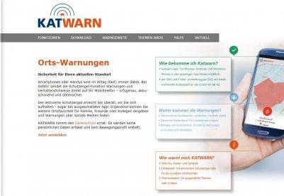 Katwarn-App