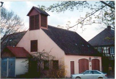 Altes Gerätehaus