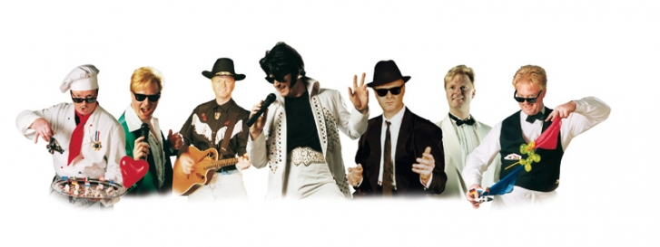 Elvis-Double-Show