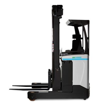 TERGO® UMS Universeller Schubmaststapler für mittlere Hubhöhen
