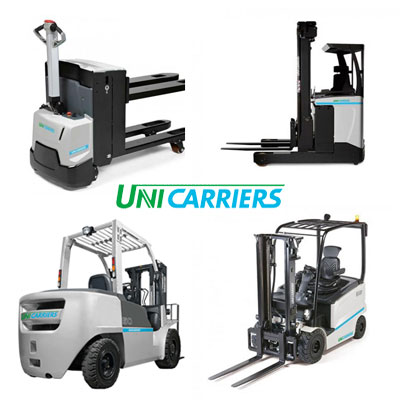 UniCarriers Portfolio / Produkte