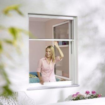 Fliegengitter-Rollos-Fenster