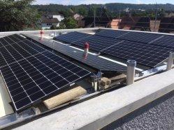 Photovotaikanlage  OSt-West Ausrichtung 4,8 kWp