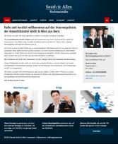 Anwalt Homepage Ersteller