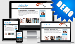 Coiffeur Homepage Demo