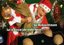 """2007 """"Der Nikolaus hat dicke Nüsse"""""""