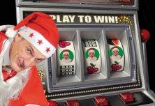 """2012 """"Weihnachts-Rubbelkarte"""""""