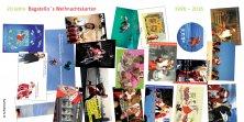 """2016 """"20 Jahre BAGATELLO Weihnachtskarten"""""""
