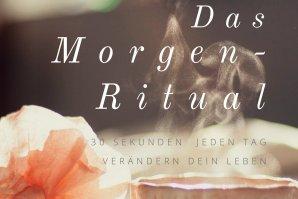 """Bagatello´s Buch """"Das Morgenritual"""""""