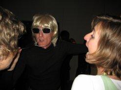 Andy Warhol Look like Look Alike