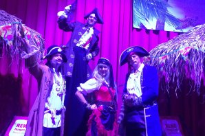 They're fun from all sides: The Event Pirates of EventComedy