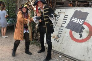 PIRATE Summit with EventComedy.