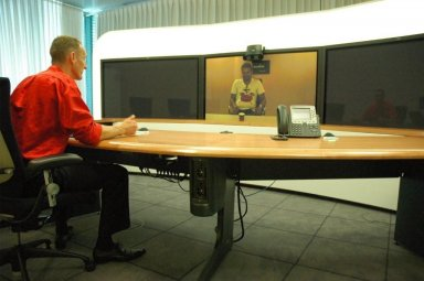 Hütchenspiel Videokonferenz