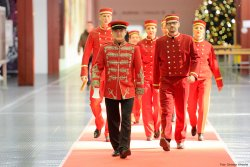 The Bellboys Walking Act