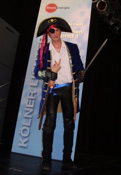 Pirat Walkact