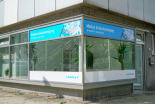 Front der Hauptniederlassung in Hagen