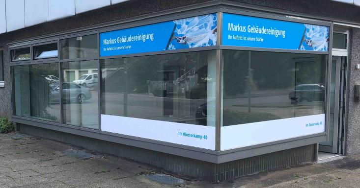 Markus Gebäudereinigung Büro Hagen Hohenlimburg