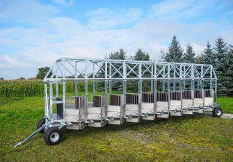 Starting Gates for Horse Races