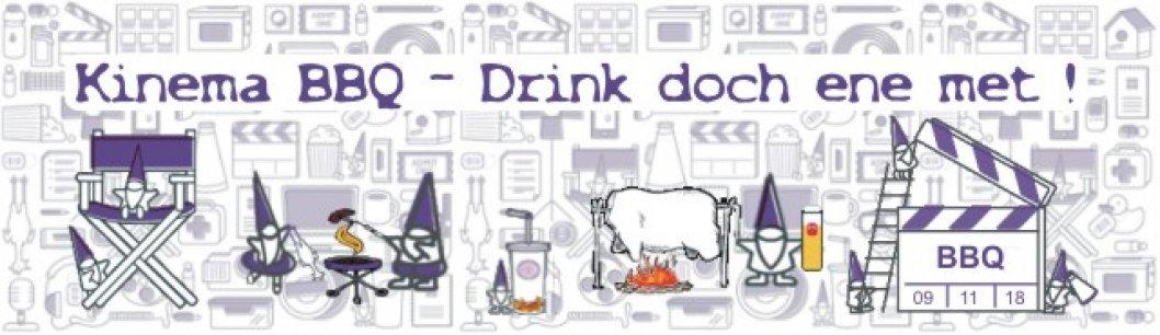 GIFF2018 - Kinema BBQ - Drink doch ene met !