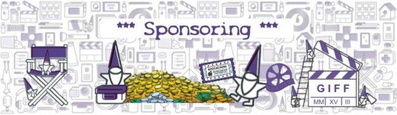 GIFF 2018 Sponsoring