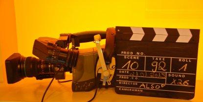TV-Filmworkshop including TV-Backstage Tour