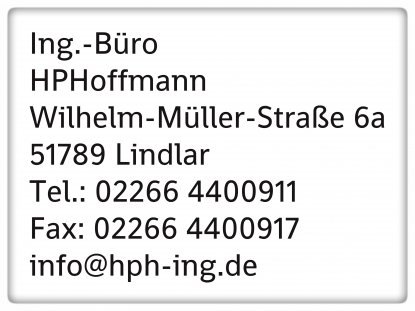 CE-Koordinator Dipl.-Ing. Hans Peter Hoffmann - CE-Koordinator Köln
