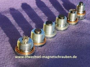Magnetische Ölablassschrauben