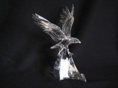Swarovski Eagle Figurine after
