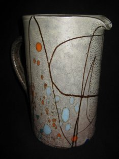 Murano Glass Pitcher after